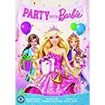 Party with Barbie (DVD) [2017]
